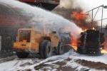 Thái Bình: Cây xăng bùng cháy dữ dội, cửa hàng trưởng thiệt mạng