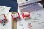 Thủ đoạn làm giả giấy tờ hàng loạt bệnh viện