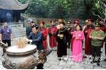 Chủ tịch nước dâng hương tưởng nhớ công đức các vua Hùng