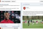 Fanpage Arsenal làm clip về U19 Việt Nam