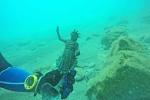 Phát hiện kho báu đồ cổ hơn 1.600 năm tuổi dưới đáy biển Địa Trung Hải