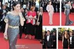 Thực hư chuyện Lý Nhã Kỳ bị báo chí quốc tế 'bơ' trên thảm đỏ Cannes