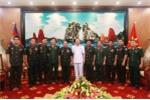 Việt Nam - Campuchia đẩy mạnh hợp tác đào tạo quân sự