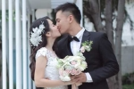 Tú Vi hôn Văn Anh say đắm trong bộ ảnh cưới tuyệt đẹp