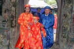 Chuyến hành hương đầy nước mắt về đất tổ của cháu nội vua Thành Thái