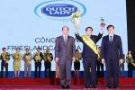 FrieslandCampina Việt Nam nhận giải 'Thương hiệu vàng thực phẩm Việt Nam năm 2015'