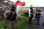 MH17 bị ép bay thấp trước khi trúng tên lửa?