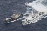Tàu cá Trung Quốc sẽ bị xử lý theo pháp luật Nhật Bản