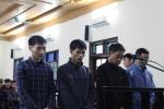 Bốn bị cáo vụ sập giàn giáo Formosa kháng cáo