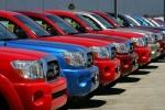 Xe chất đống, doanh nghiệp ô tô 'phát ốm'