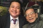 Chí Trung 'lén' kêu gọi ủng hộ cho khó khăn của NSƯT Trần Hạnh