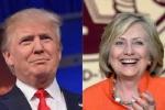 Bầu cử Mỹ: Donald Trump và Hillary Clinton thắng lớn trong ngày 'Siêu thứ Ba'