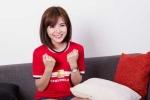 Hot girl Tú Linh không ăn theo MU để nổi tiếng