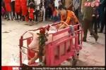 Video: Đẫm máu lễ hội chém lợn làng Ném Thượng