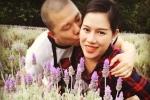 Diễn viên Hải Anh nồng nàn hôn vợ trên đất Australia