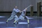 Cao tăng Thiếu Lâm diễn tuyệt kỹ võ thuật ở Matxcơva