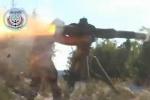Video: Trực thăng cứu hộ Nga bị phiến quân Syria dùng tên lửa TOW bắn hạ?