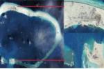 Báo Philippines: Trung Quốc đang xây cảng tàu ngầm ở đá Vành Khăn