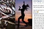 Cặp nam nữ tung ảnh nhạy cảm thể hiện nỗi đau cá chết ở miền Trung gây tranh cãi dữ dội