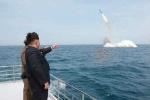 Triều Tiên sắp đưa vào sử dụng Hệ thống tên lửa SLBM