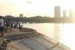Hà Nội: Ra hồ Linh Đàm 'giải nhiệt', một người đàn ông chết đuối