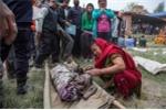 Động đất Nepal: Không còn hy vọng tìm thấy người sống sót