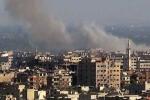 Đại sứ quán Nga ở Syria trúng 2 quả đạn pháo