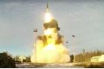 Video: Quân đội Nga diễn tập phô diễn sức mạnh hàng loạt tên lửa