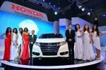 5 mẫu xe 'Trọn vẹn cuộc sống' của Honda tại Vietnam Motor Show 2015
