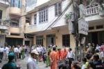 Hà Nội: Cháy nhà, hai vợ chồng thương vong