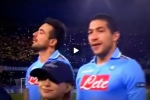 Nụ hôn lãng mạn giúp Lavezzi 'bắn gục' Chelsea