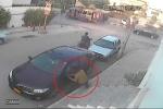 Clip: Vặt trộm gương ôtô và cái kết 'đắng'