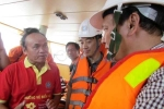 Tìm 8 thuyền viên mất tích: Cục trưởng Cục Hàng hải 'xuất tướng'