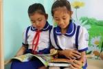 Thêm thư viện cho học sinh nghèo Bạc Liêu