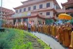 Khánh thành giai đoạn 1 Học viện Phật giáo tại TP.HCM