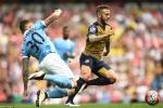 Arsenal cầm hòa Man City, Man Utd nhoẻn miệng cười