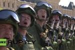 Đang tiếp sóng trực tiếp Lễ duyệt binh kỷ niệm 71 năm Chiến thắng Phát xít