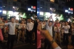 Xôn xao clip nhân viên đa cấp hú hét chào mời ở phố đi bộ Nguyễn Huệ