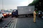Sau tai nạn, tài xế bị 'xử' đường phố náo loạn