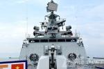 Chiến hạm tàng hình hiện đại nhất Ấn Độ ở Đà Nẵng mạnh cỡ nào?