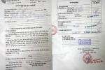 Tài xế taxi hành nghề 'bán' giấy khám sức khỏe ở Hà Nội