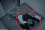Clip: Cướp túi xách trong thang máy và cái kết bất ngờ