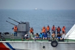 Ảnh: Cảnh sát biển Việt Nam chống cướp biển có vũ trang