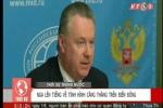 Nga lên tiếng về tình hình căng thẳng trên Biển Đông