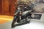 Honda Việt Nam công bố triệu hồi SH lỗi khóa thông minh
