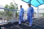 Ảnh: Cầu vượt trước cổng viện K sau 'thư gửi bộ trưởng Thăng'