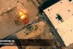 Video: Xe tăng và pháo binh Syria 'nghiền nát' sào huyệt IS