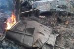Thông tin mới vụ rơi máy bay quân sự Mi-171