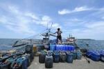 Philippines tố tàu cá Trung Quốc xâm phạm lãnh hải