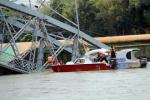 Vụ sập cầu Ghềnh, người rơi xuống sông: Công an Đồng Nai nói gì?
